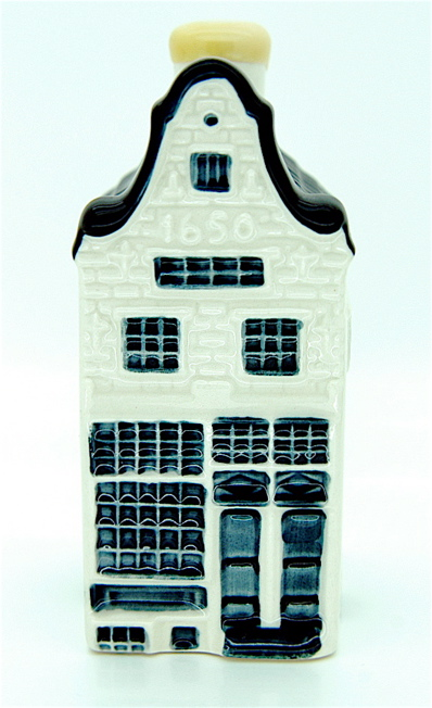 Blue Delft House No. 12 - Amderstam