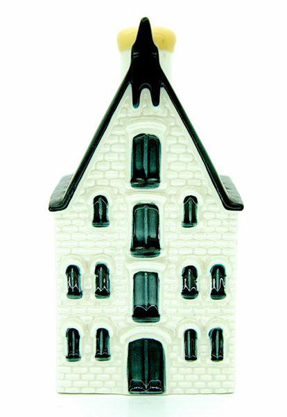 Delft Blue House No. 61 to 80
