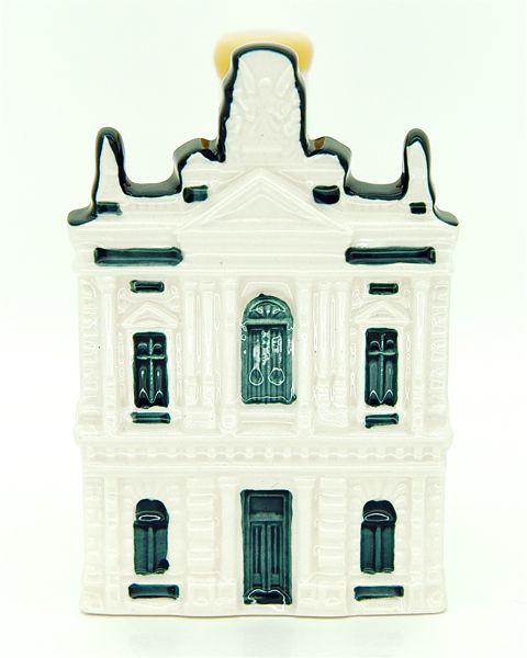 Delft Blue House No. 81 to 100