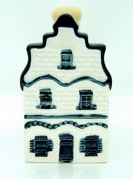Delft Blue House No. 1 to 20